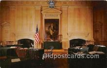 pat100440 - Assembly Room, Independence Hall Philadelphia, PA Patriotic Postcard Post Card