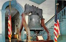 pat100445 - Liberty Bell Philadelphia, PA Patriotic Postcard Post Card