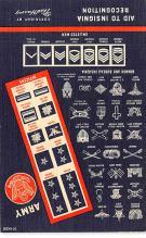 pat200081 - Patriotic Post Card Old Vintage Antique Postcard