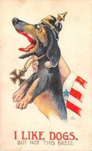 pat200089 - Patriotic Post Card Old Vintage Antique Postcard
