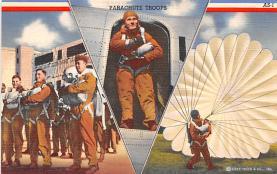 pat200093 - Patriotic Post Card Old Vintage Antique Postcard
