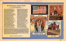 pat200279 - Patriotic Post Card Old Vintage Antique Postcard