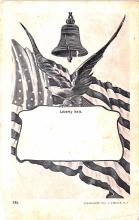 pat200287 - Patriotic Post Card Old Vintage Antique Postcard