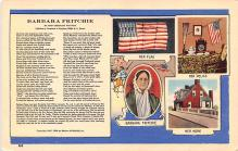 pat200643 - Colonial Post Card Old Vintage Antique Postcard