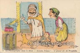 pgh000002 - Phonograph Postcard Postcards