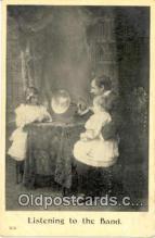 pgh001017 - Phonograph, Record Player, Postcard Postcards
