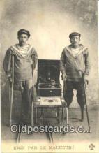 pgh001018 - Phonograph, Record Player, Postcard Postcards