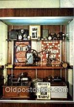 pgh001036 - Ft. Myers, Florida, Thomas Edison Home & Museum, Phonograph, record player, postcard, postcards