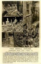 pht001111 - The shell house, Cambridge Road, East Lowes, IW, Iowa, USA UnKnown Real Photo Postcard Postcards