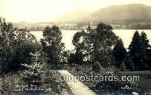 pht001205 - Lake Memphremagog, Southeastern Quebec, Canada. Real Photo Postcard Postcards