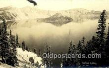 pht001232 - Paterson, Crater Lake, Oregon, USA Real Photo Postcard Postcards