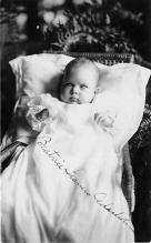 pht100247 - People and Children Photographed on Postcard, Old Vintage Antique Post Card