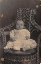 pht100701 - People and Children Photographed on Postcard, Old Vintage Antique Post Card