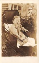 pht100705 - People and Children Photographed on Postcard, Old Vintage Antique Post Card