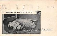 pig001062 - Syracuse, NY, USA Postcards Post Cards Old Vintage Antique