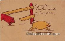 pig001068 - Postcards Post Cards Old Vintage Antique
