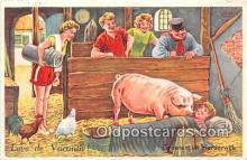 pig001072 - Groeten Uit Harderwijk  Postcards Post Cards Old Vintage Antique