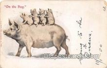 pig001083 - Postcards Post Cards Old Vintage Antique