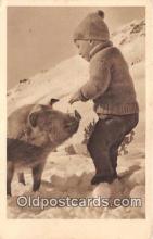 pig001118 - Tierschutzverein Wien Und Umgebung  Postcards Post Cards Old Vintage Antique