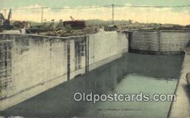pnc001010 - Panama Canal Postcard Postcards