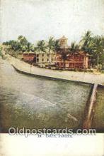 pnc001028 - Colon,  Panama Canal Postcard Postcards