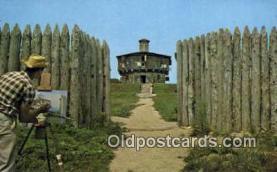 pnt001015 - Edgecombe, Maine Art, Artist, Paint Palettes & Easels Postcard Postcards