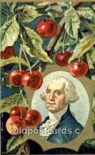 pol001001 - George Washington 1st USA President Postcard Postcards