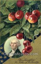 pol001007 - George Washington 1st USA President Postcard Postcards