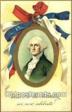 pol001011 - George Washington 1st USA President Postcard Postcards