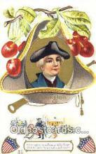pol001013 - George Washington 1st USA President Postcard Postcards