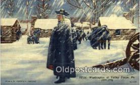 pol001027 - United States first President George Washington Postcard Postcards