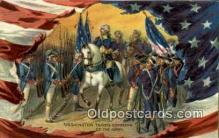 pol001031 - United States first President George Washington Postcard Postcards