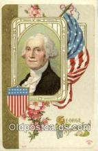 pol001066 - United States first President George Washington Postcard Postcards