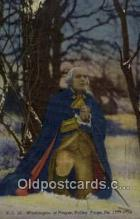 pol001069 - United States first President George Washington Postcard Postcards