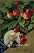 pol001079 - United States first President George Washington Postcard Postcards