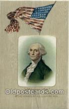 pol001082 - United States first President George Washington Postcard Postcards