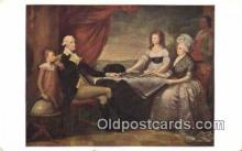 pol001091 - George Washington 1st USA President Postcard Postcards