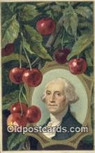 pol001134 - George Washington, 1st President USA, Political, Old Vintage Antique Postcard Post Card