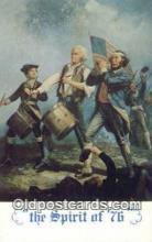 pol001143 - George Washington, 1st President USA, Political, Old Vintage Antique Postcard Post Card