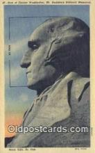pol001149 - George Washington, 1st President USA, Political, Old Vintage Antique Postcard Post Card