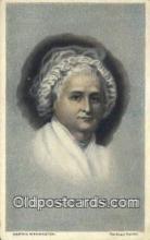 pol001185 - George Washington, 1st President USA, Political, Old Vintage Antique Postcard Post Card