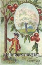 pol001189 - George Washington, 1st President USA, Political, Old Vintage Antique Postcard Post Card