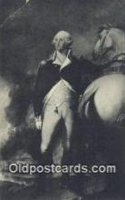 pol001197 - George Washington, 1st President USA, Political, Old Vintage Antique Postcard Post Card