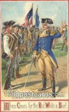 pol001232 - Artist Veenfliet, George Washington, 1st President USA, Political, Old Vintage Antique Postcard Post Card