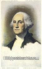 pol001241 - George Washington, 1st President USA, Political, Old Vintage Antique Postcard Post Card