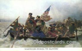 pol001262 - George Washington, 1st President USA, Political, Old Vintage Antique Postcard Post Card