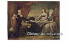 pol001309 - George Washington, 1st President USA, Political, Old Vintage Antique Postcard Post Card