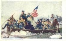 pol001324 - George Washington, 1st President USA, Political, Old Vintage Antique Postcard Post Card