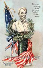 Abraham Lincoln 1809-1865