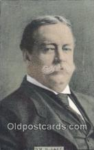 pol027001 - WM H Taft William Taft 27th USA President Postcard Postcards